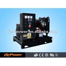 Ensemble générateur électrique diesel 31kVA DG30KE ITC-Power ouvert