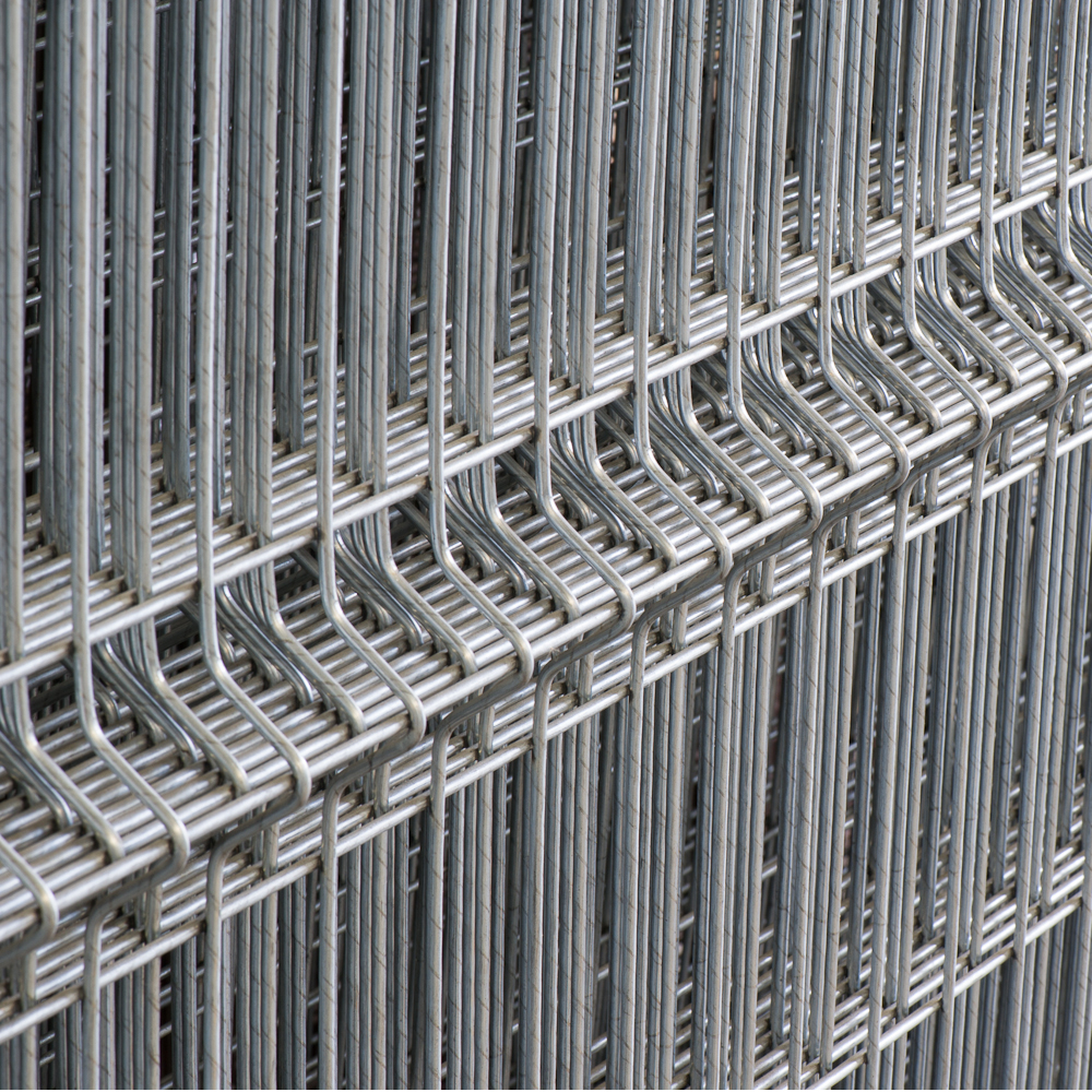 3D Curved Wire Mesh Fence Highway China Manufacturer