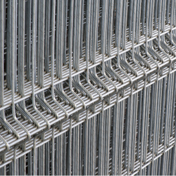 3D Curved Wire Mesh Highway