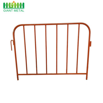 Road Safety Metal Crowd Control Barrier