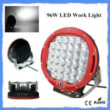 2016 diseño de moda 10w 12w 42w 48w 27w auto led luz de trabajo de tractor para coche / motos / jeep SUV