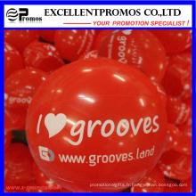 Promotion Logo Balle de plage gonflable en PVC personnalisée (EP-B7097)