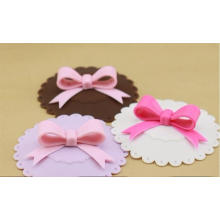 Lovely Bowknot Silicone Cup Lid for Mug