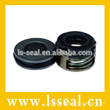 Air conditioning compressor shaft seal