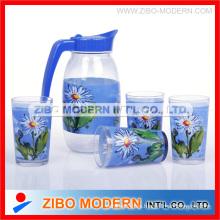 Set de vidrio para beber