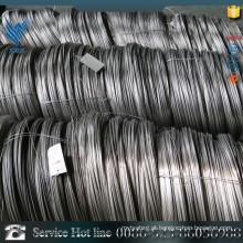201 Fio de aço inoxidável de 4mm Fio para parafuso feito na China