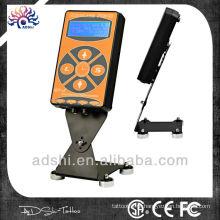 Wireless HP-2 tatuagem fonte de alimentação / ecrã táctil máquina de exibição LED