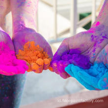 Holi Color Powder Herbal Gulal Organic Holi party