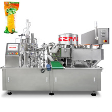 Automatic Vaccum Sweet Corn Vacuum Packing Machine