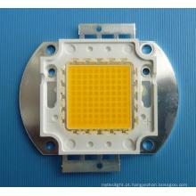 Chips de LED de alta potência de 100W para Baylight e Floodlight