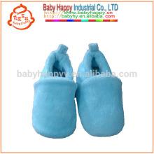 Kid Schuh warm weichen einzigen Indoor Baby Slipper