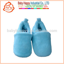 Kid shoe warm soft sole indoor baby slipper