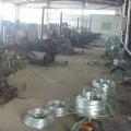 Alambre de púas galvanizado en caliente de fábrica