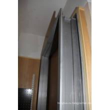 Металлическая дверная рама Алюминиевая дверная рама