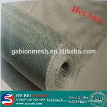304 306 316 en acier inoxydable fil métallique anping usine