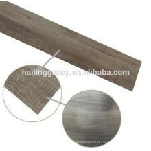 fournisseur de l'usine 5.0mm PVC carreaux de vinyle de plancher / sec planches de vinyle en vente