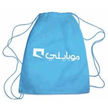 Presente da promoção para Drawstring mochila ginásio esportes saco OS13012
