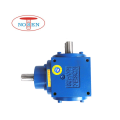 Small Size Manual 18.62N.m Cubic Bevel Gearbox