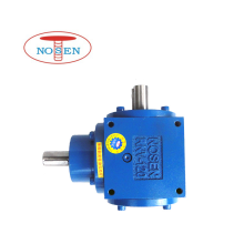 Speed Reducing or Increasing 53N.m Cubic Bevel Gearbox