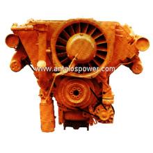 Deutz 4 -тактный дизельный двигатель F10L413f