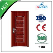 Iron Door with Glass