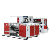 Automatic Double Line Dot-Severing rolls-connecting bag making machine