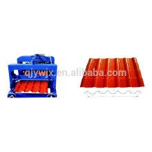 QJ 40-256-768 máquina de formação de telhado de telha vitrificada automática