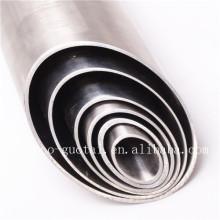 Tubulação de aço inoxidável sem emenda do ISO ASTM ASME para o equipamento sanitário e o equipamento do alimento