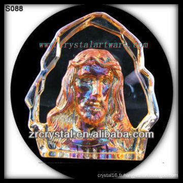 K9 Cristal Intaille de Moule S088