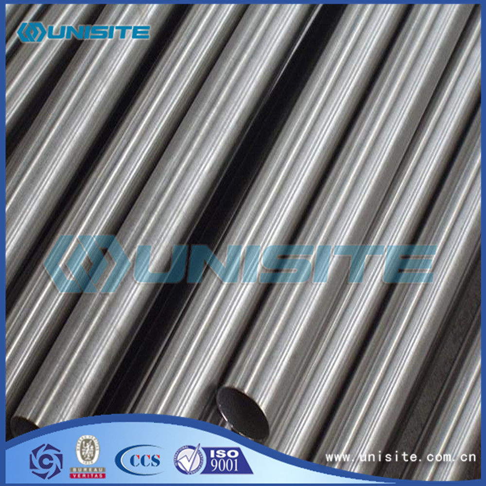 Stainless Steel Exhausted Round Pipe for sale