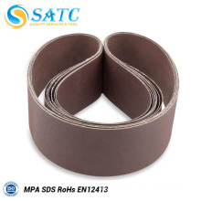 Alumina wood sanding belts supplier for polishing 10 PACK About