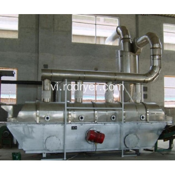 ZLG Series rung Fluidized giường máy sấy cho axit citric