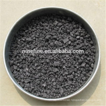 sizes 3-8mm sulphur 0.3% calcined anthracite coal
