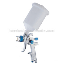 HVLP Spray Gun H827C with colorful parts