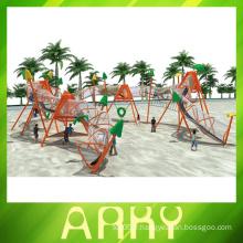 Outdoor Fitness Sports Escalade Aire de jeux pour enfants
