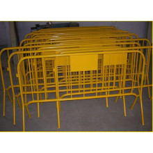 PVC Coated/Galvanized Temporary Fence