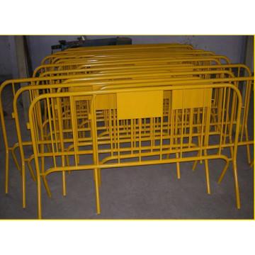 PVC Покрынная/Гальванизированная временный забор