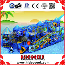 Sea Style Indoor Amusement Park Playground Equipment for Sale