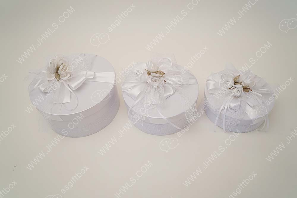 Ribbon Wedding Box
