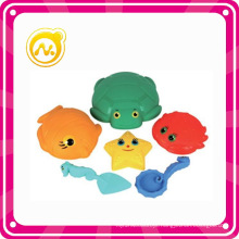 The Newest Summer Toy 6 PCS Plastic Beach Toy