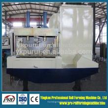 1000-750 Large Roof Span Color Sheet Construction Machine à former un rouleau à froid