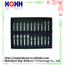 Hot sale permanent make up needle tips kit tattoo needle caps set