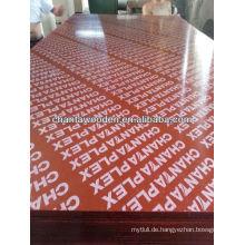 Shandong Linyi besten Qualität Phenol-Film konfrontiert Sperrholz
