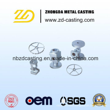 Customized Valve with Iron Steel by Stamping