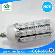 IP64 светодиодные фонари кукурузы Тип и E40 / E39 Базовый тип ip64 кукурузы колба 40w