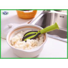 Colher de arroz de mesa de cozinha antiaderente