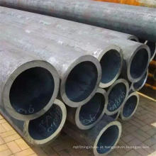 Tubulação de aço de liga sem emenda 20CrMo laminada a alta temperatura / estirada a frio