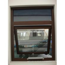 Наружное повиснутое алюминиевое окно