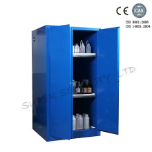 90 Gallon 3-Point Self-Latching Dangerous Goods Steel Chemical Cabinet