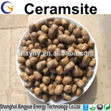 Water Treatment Materials Natural Ceramsite / Ceramsite Sand